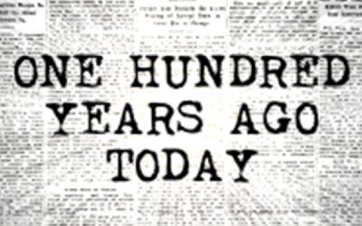 100 Years Ago in November