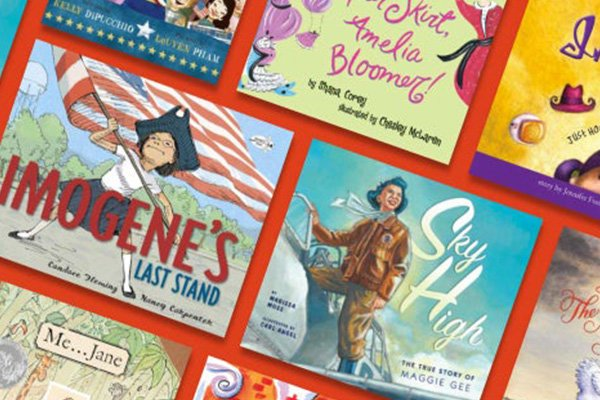 Incredible Females in Picture Books