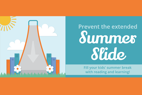 We Can Prevent Summer Slide Together