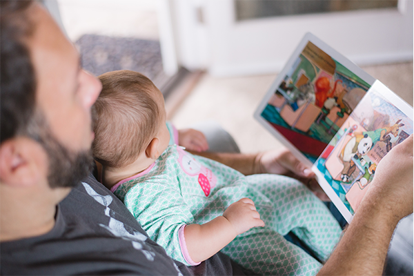 Introduce Babies to Books