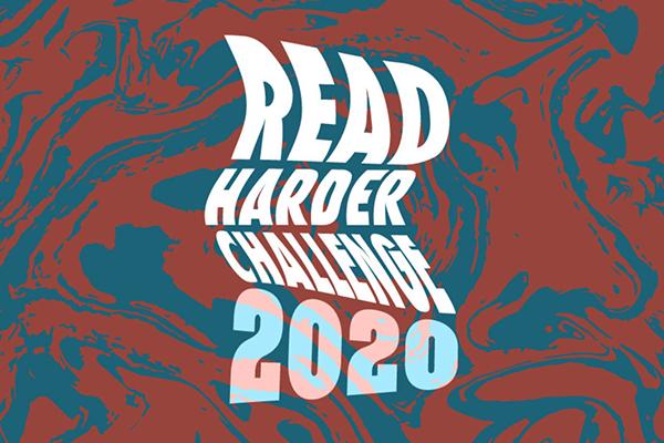 Book Riot Read Harder Challenge 2020