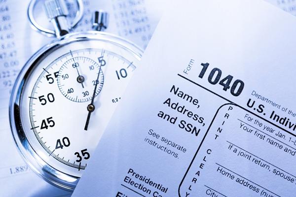 Filing 2019 Taxes