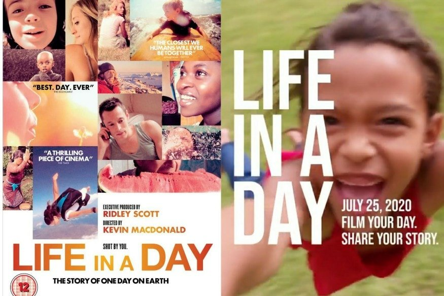 Life In a Day: Film Your Day. Share Your Story.