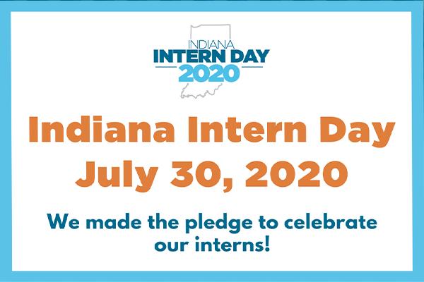Indiana Intern Day