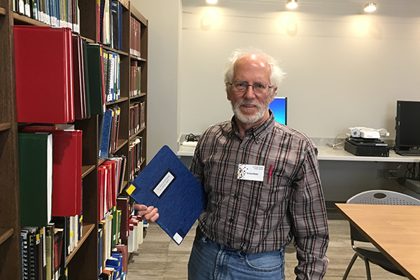 Volunteer Spotlight – Alan Zeller