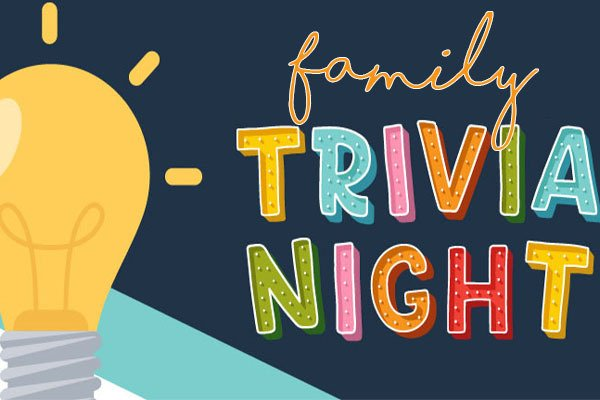 Online Family Trivia Night on August 13