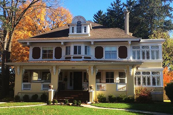 Historic House Walk on September 8th