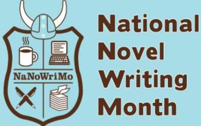 """NaNoWriMo 2020 is """"Write"""" Around the Corner"""