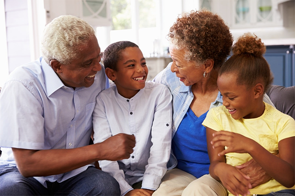 Celebrate National Grandparents' Day