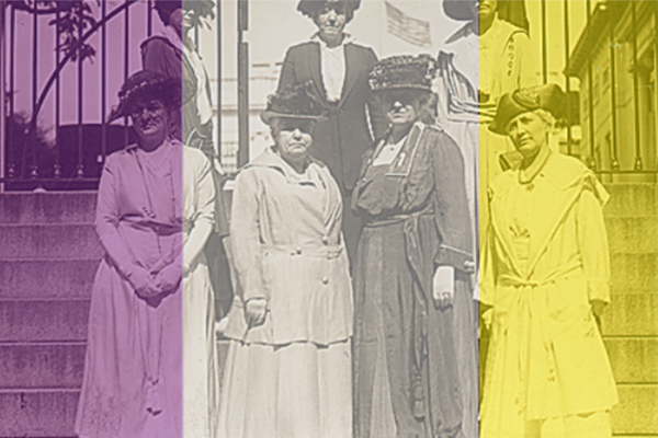 Fashioning Suffrage Virtual Discussion