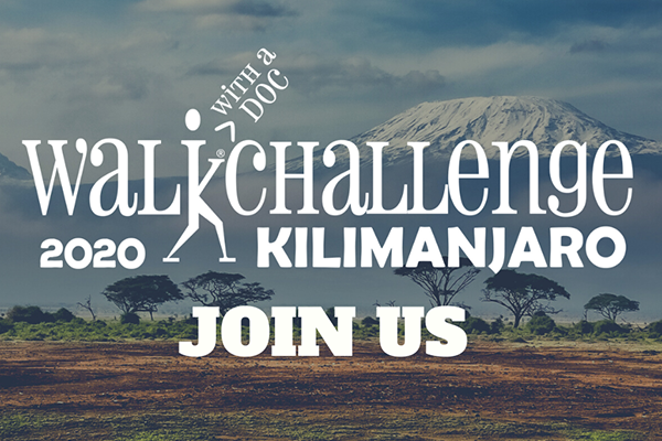 Hike Kilimanjaro with the Library!