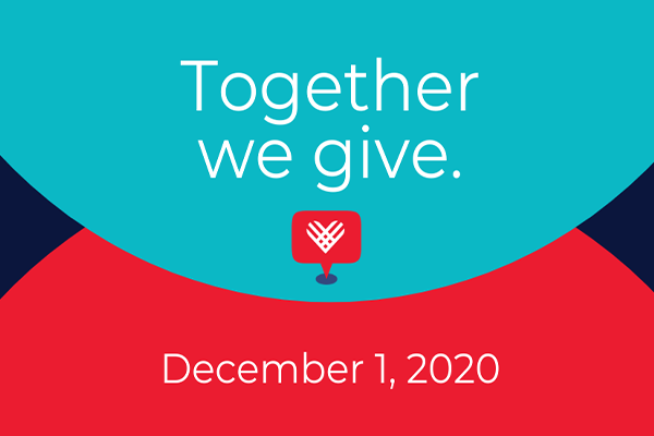 GivingTuesday with Friends of the Library