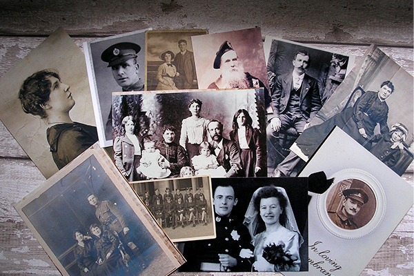 Library Resources: Genealogy