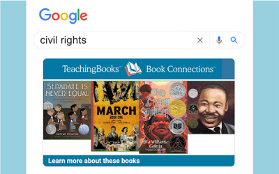 Power Up Your Book and Author Searches
