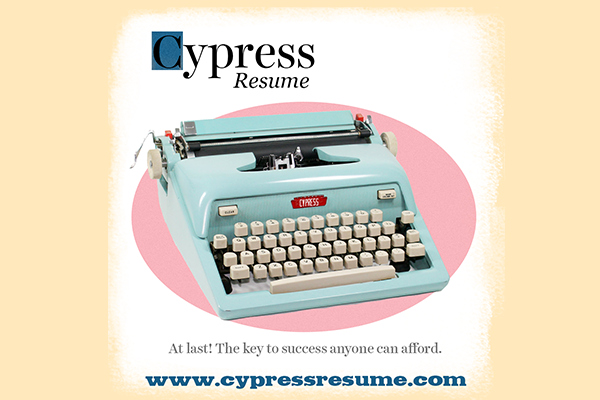 Library Resources: Cypress Resume