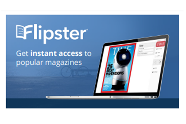 Library Resources: Flipster