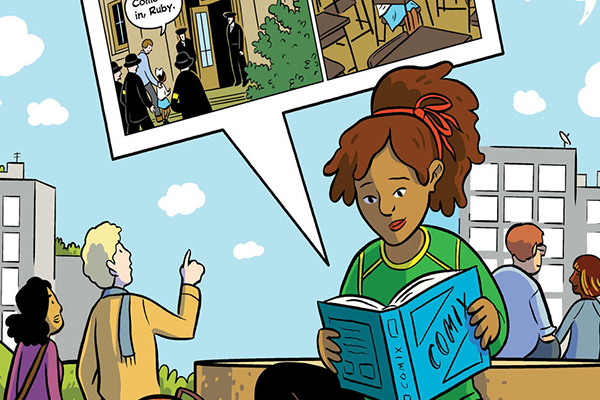 Social Justice Graphic Novels