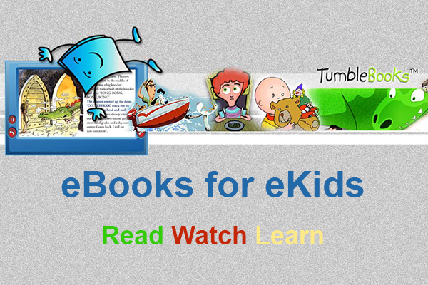 Library Resources: TumbleBooks