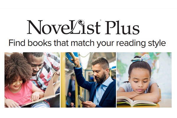 Library Resource: NoveList Plus