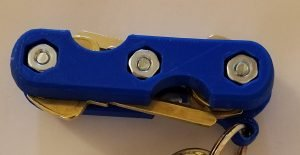 3D Printed key keeper