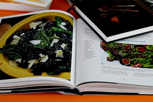 Create a Fun Menu Using Library Cookbooks