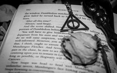 Books to Read Like Harry Potter