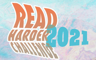 The 7th Annual Book Riot Read Harder Challenge