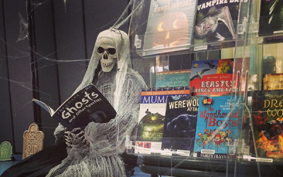 15 Halloween Books for All Ages